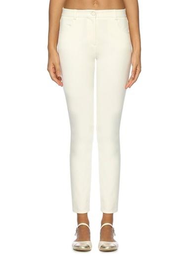 Beymen Club Skinny Pantolon Beyaz